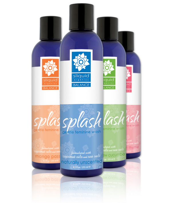 Sliquid Splash Feminine Wash