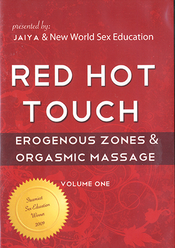 Red Hot Touch Erogenous Zones & Orgasmic Massage